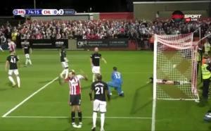 Уест Хем с лек успех срещу тим от Лига 2