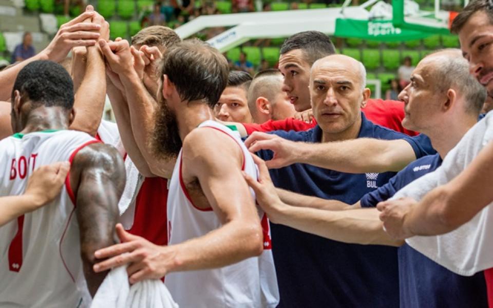 Баскетболистите с поносими съперници в световните квалификации