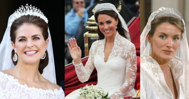 Какъв би бил света без красивите кралски дами, които с