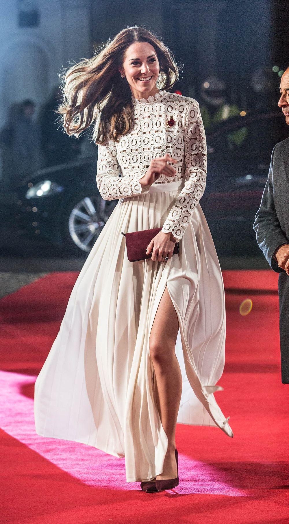 Тя е една от модните икони на Обединеното кралство