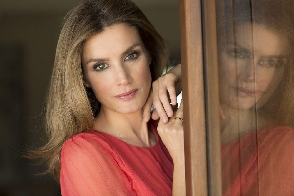 Кралица Летисия е красивата дама на испанското кралско семейство