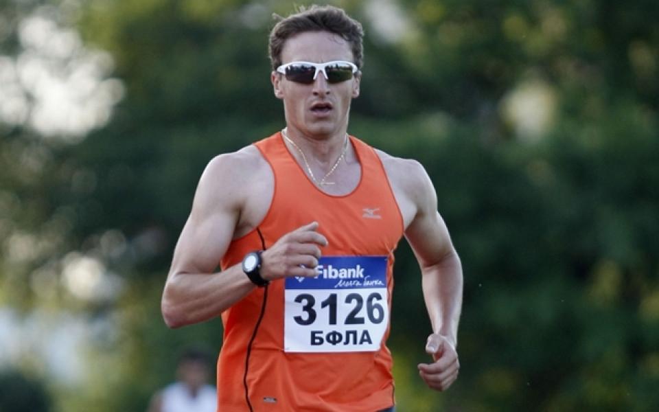 Краси Анев с броз от Световното по летен биатлон