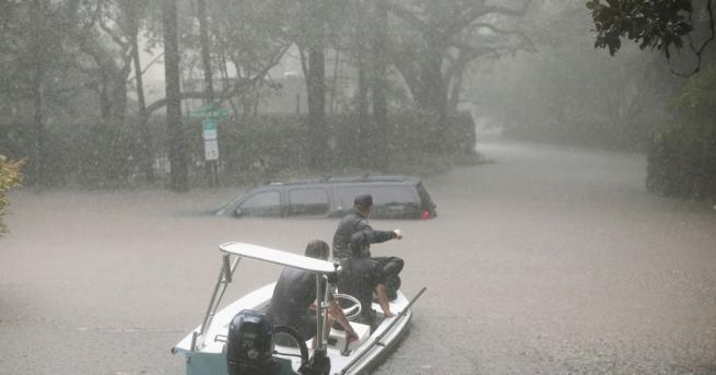 Тропическата буря Харви се очаква да донесе още дъжд на