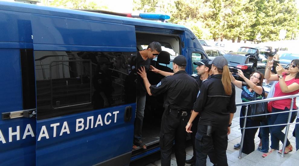 ВКС намали присъдата на Иван, който уби 11-годишната Никол в Бургас