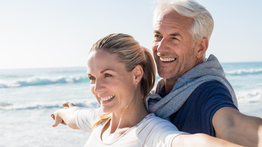 Редовният секс ни прави по-умни на старини