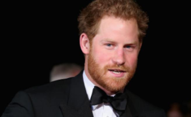 Кралица Елизабет назначи принц Хари за посланик за младежта