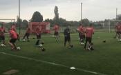 ЦСКА поднови тренировки, Симао вече е на линия