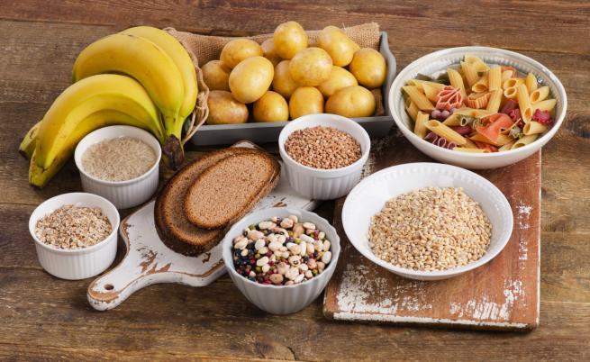 Храни, богати на въглехидрати