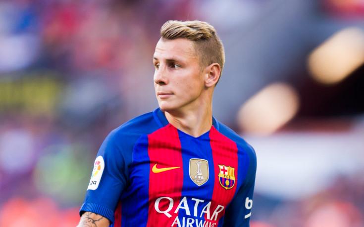 Лука Дин ще се бори за своето място в Барселона