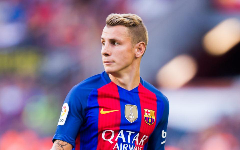 Френски футболист на Барселона попада в полезрението на Байерн Мюнхен