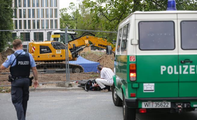 Евакуират 70 000 души във Франкфурт заради бомба от Втората световна война