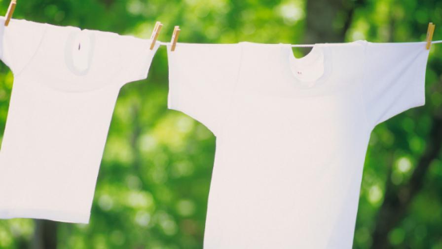 Днес не се изнася нищо от дома, не се перат бели дрехи