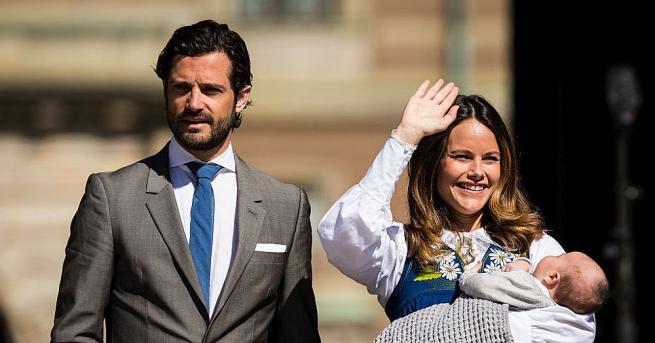 Най-новият член на шведското кралско семейство ще се казва Габриел,