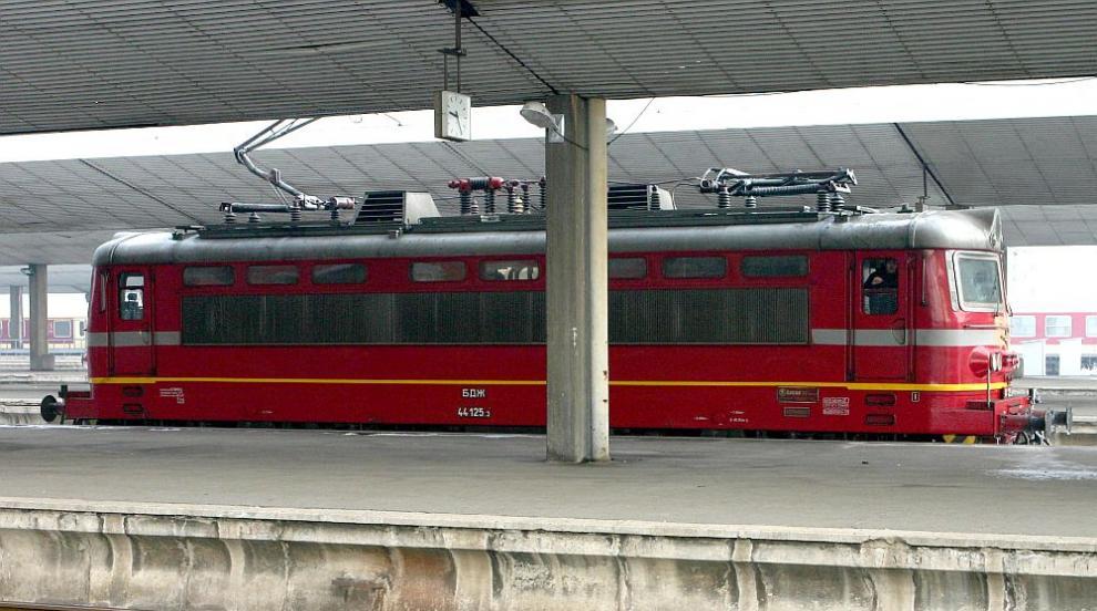 БДЖ с информация в реално време за закъсненията на влаковете