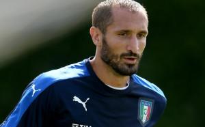 Джорджо Киелини отпадна от групата на Италия