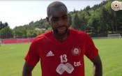 Новият камерунец в ЦСКА: Искам да спечеля титлата
