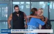 Българската звездна двойка в кеча снима риалити на родна земя