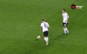Чехия - Германия 1:2 /репортаж/