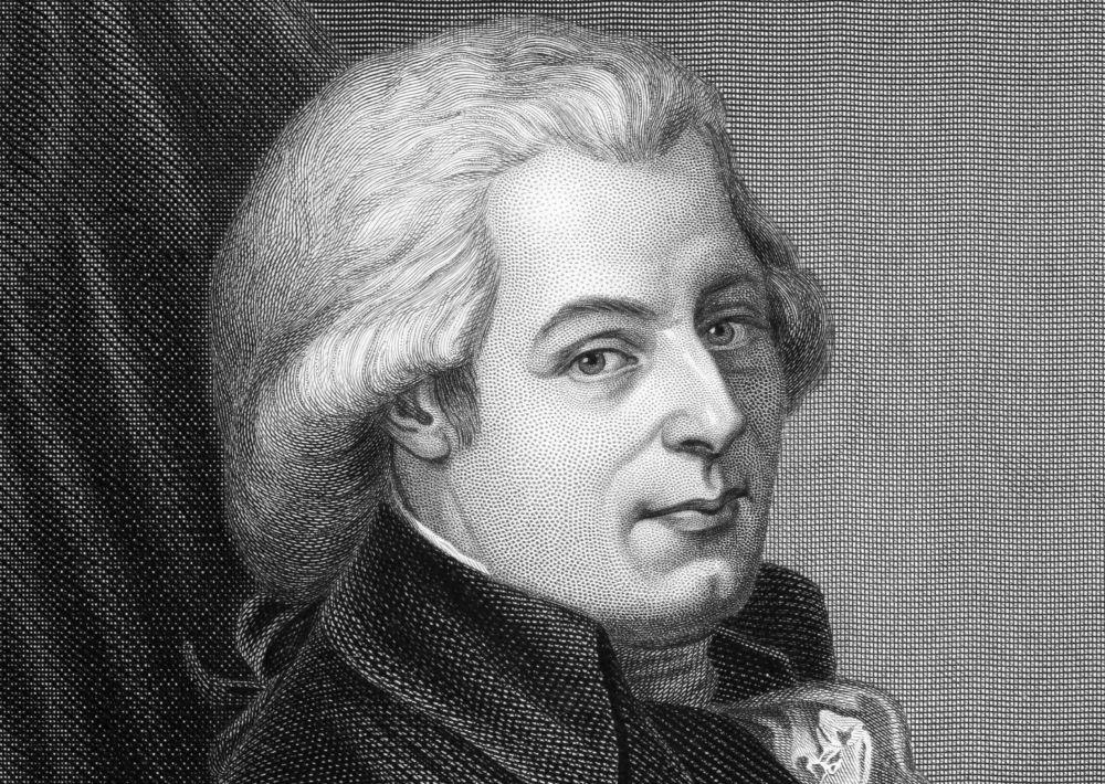 Моцарт<br /> Като истински бохем, Моцарт рядко вечерял у дома. Любимата му е храна е била кнедли с кисело зеле.