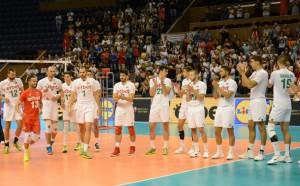Без българи в идеалния отбор на Евроволей 2017