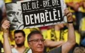 Дембеле се оправда с Барса за своеволията в Дортмунд