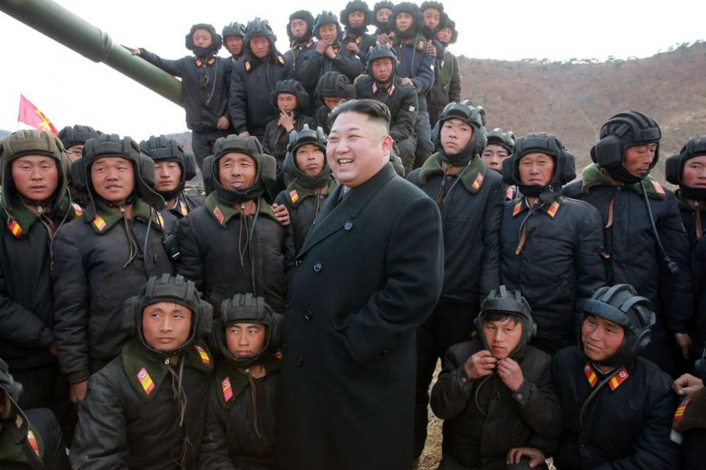 Резултат с изображение за Северна Корея провежда своя първи ядрен опит