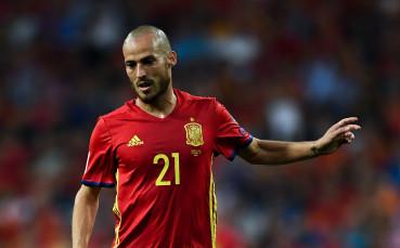 Давид Силва каза сбогом на националния отбор