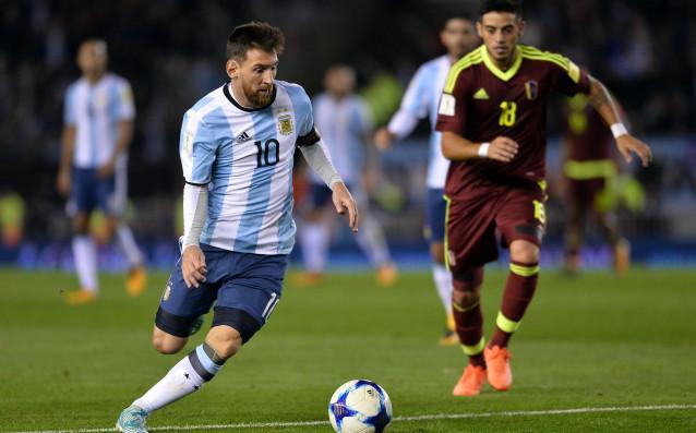 Аржентина - Венецуела 1:1<strong> източник: BGNES</strong>
