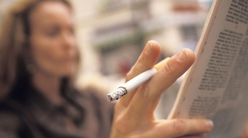 Около 30% от българите, преживели инфаркт, палят отново цигара