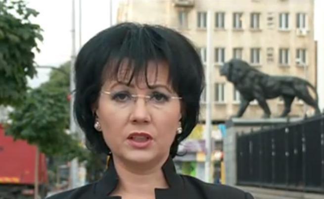 Арнаудова: Не проблем на релсите, а високата скорост е причината за трагедията в Хитрино