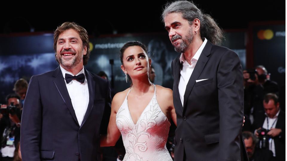 Пенелопе Круз, Хавиер Бардем и Дарина Павлова - малка част от червения килим на филмовия фестивал във Венеция
