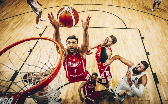 Заза Пачулия<strong> източник: FIBA.com</strong>