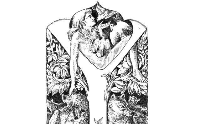 Илюстрация на диво дете