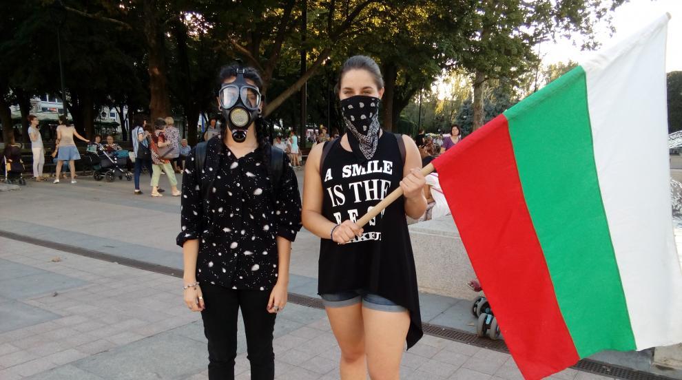 Русенци на протест: Не искаме да живеем в газова камера