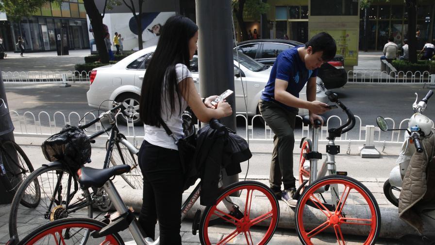 Японски град забрани смартфоните за пешеходците