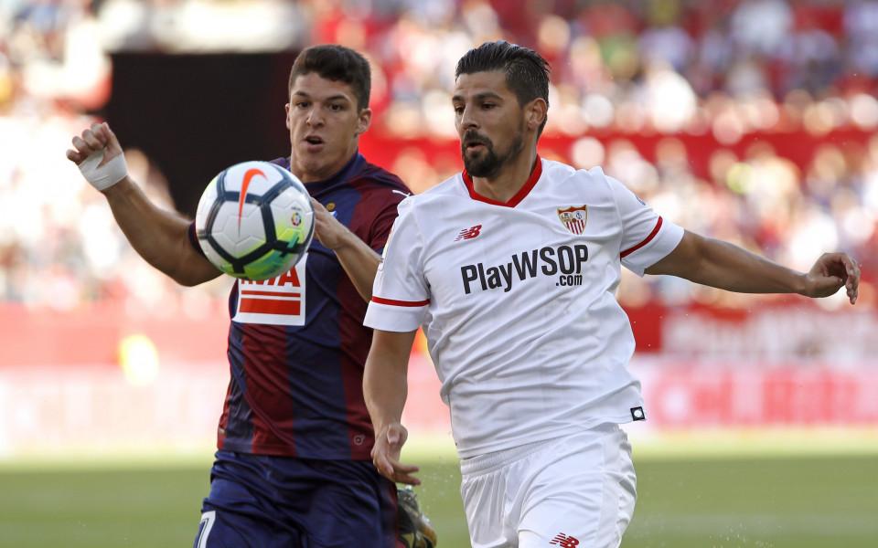 Севиля излезе лидер в Ла Лига