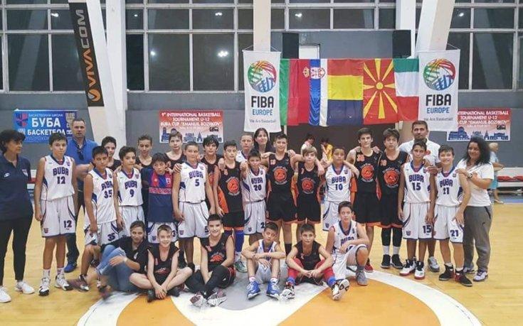 Сръбски таланти спечелиха БУБА Къп