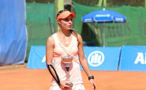 Виктория Томова грабна титлата  в София