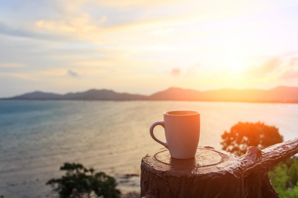 Изгрев кафе