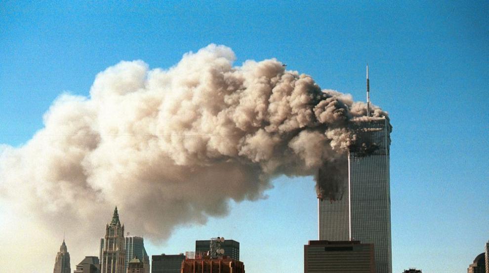 Мъж, станал известен от снимка при атентатите на 11...