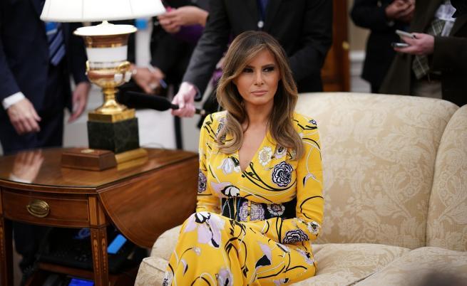 Американка плати 50 хил. долара, за да прилича на Мелания Тръмп