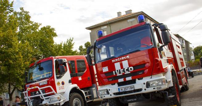 67-годишен мъж е починал при пожар в дома си в