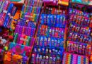 Откъде идват цветните багри в Мексико