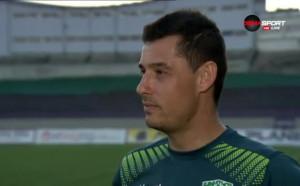 Томаш недоволен след победата над Севлиево: Имаше разлика в класите