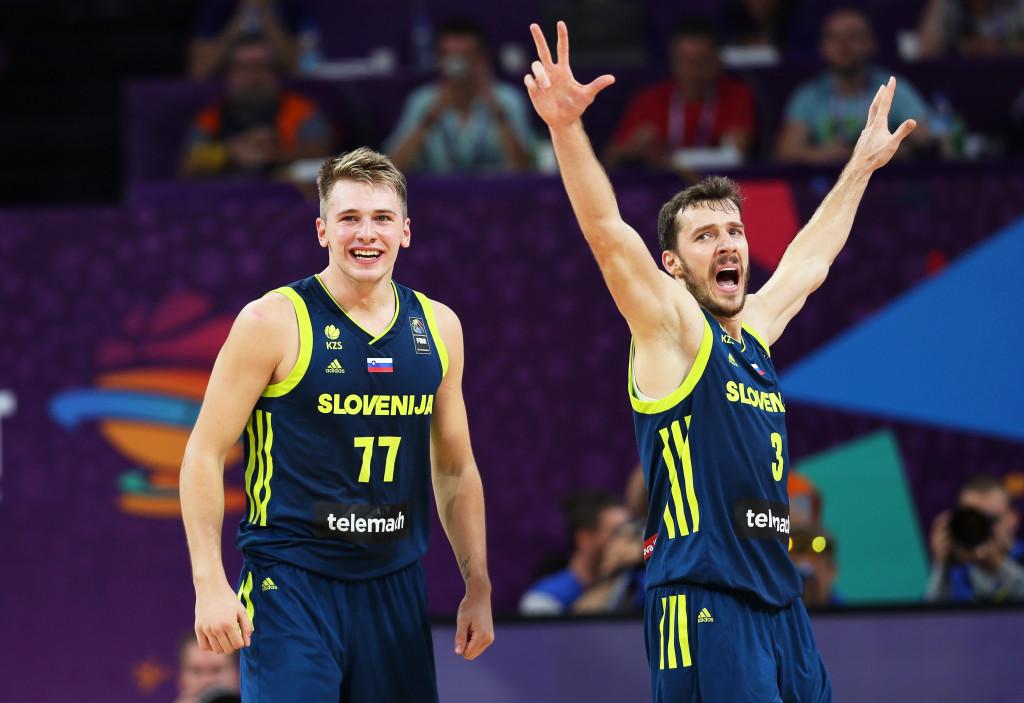 Словения на Евробаскет 2017<strong> източник: БГНЕС</strong>
