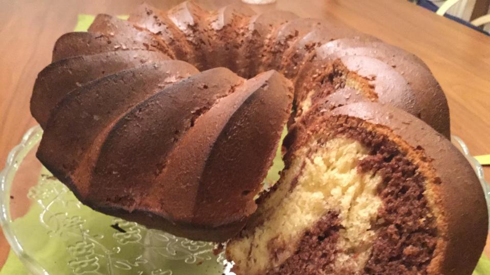 Рецепта за лесен кекс от Катето Евро