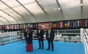 Кралев даде старт на Европейското по бокс за юноши