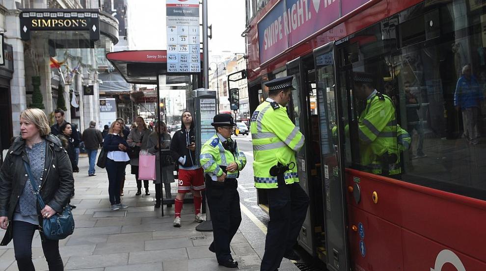 Арестуваха трети заподозрян за атентата в лондонското метро