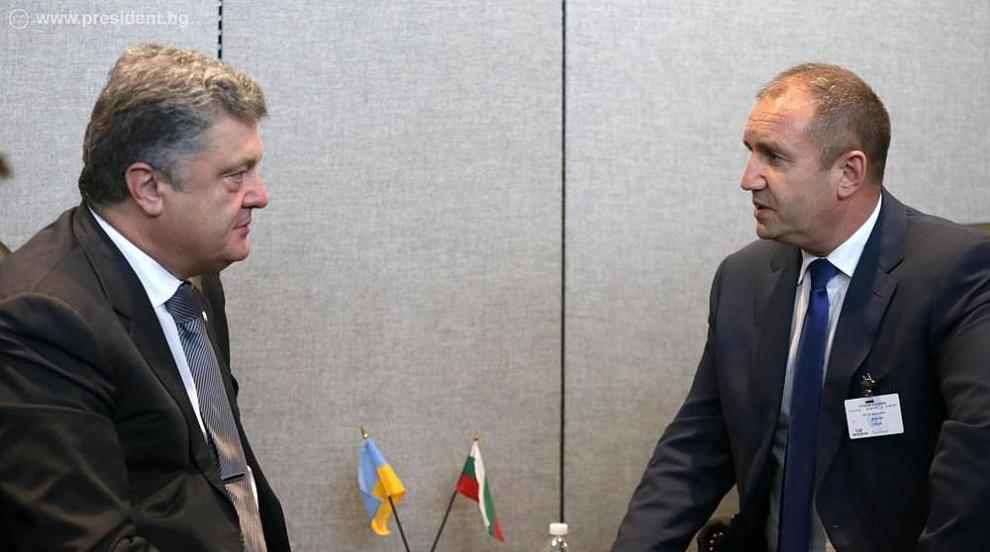 Радев: Очакваме да се спазят правата на сънародниците ни в Украйна за...