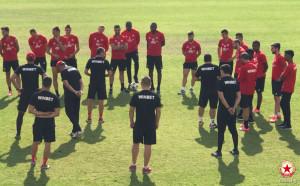 Никаква почивка за ЦСКА, червените под пара за мача с Дунав